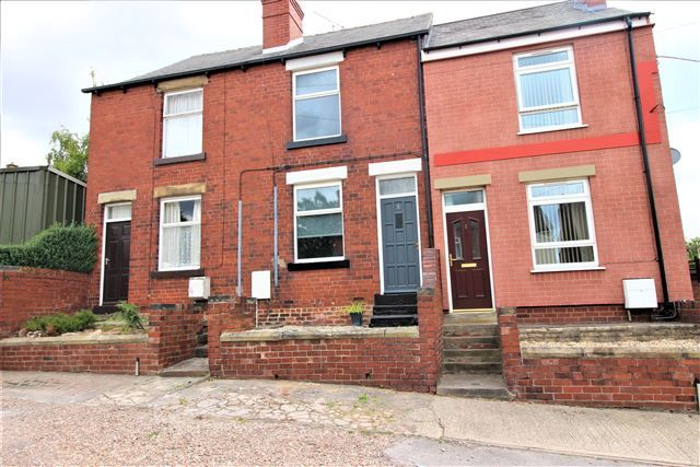Thumbnail Terraced house to rent in Egerton Road, Swallownest, Sheffield, Rotherham
