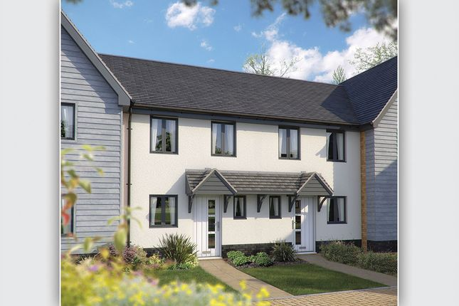 """Thumbnail Semi-detached house for sale in """"The Amberley"""" at Harbour Road, Seaton"""