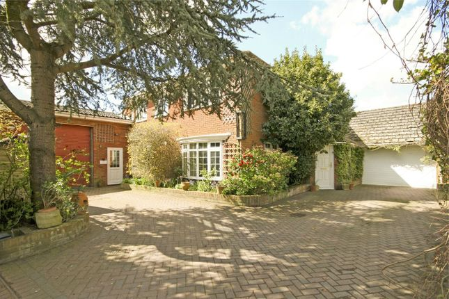 Thumbnail Detached house for sale in Crow Lane, Crow, Ringwood