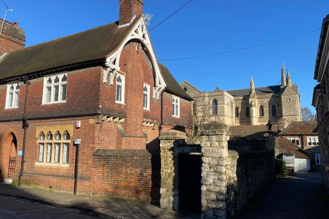Thumbnail Flat to rent in Cloister House, The Precinct, Rochester