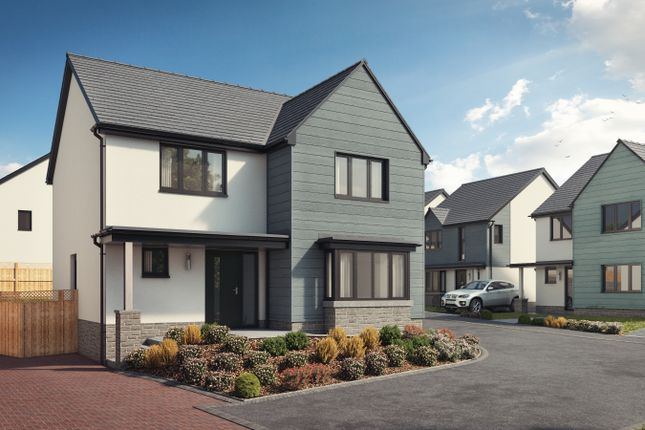 Plot 34 The 4 Bed Harlech, Summerland Lane, Caswell, Swansea SA3