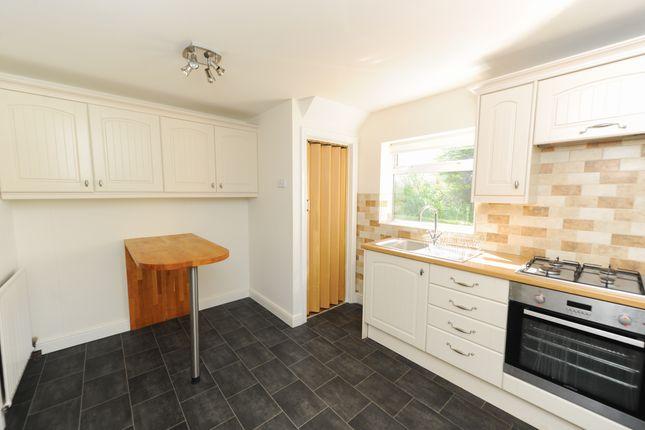 Kitchen/Diner of Elm Close, Newbold, Chesterfield S41