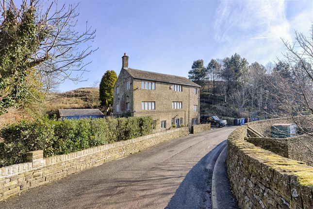 Thumbnail Detached house for sale in Thurston Clough Road, Dobcross