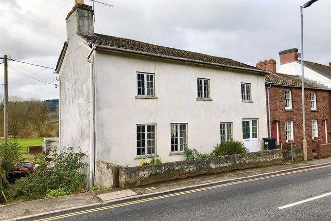End terrace house for sale in Glasbury, Hay-On-Wye, Herefordshire