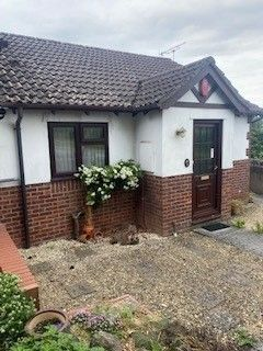 1 bed terraced bungalow to rent in Hamwood Close, Weston-Super-Mare BS24