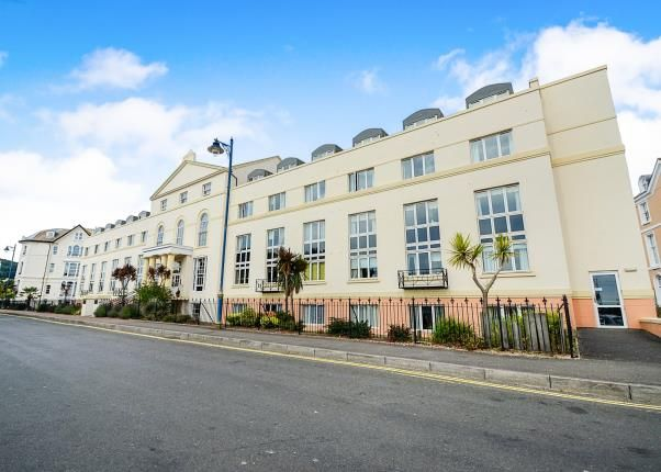 Thumbnail Property for sale in Den Crescent, Teignmouth, Devon