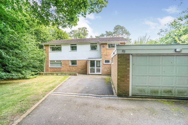 Thumbnail Detached house for sale in Brimstage Road, Heswall, Wirral