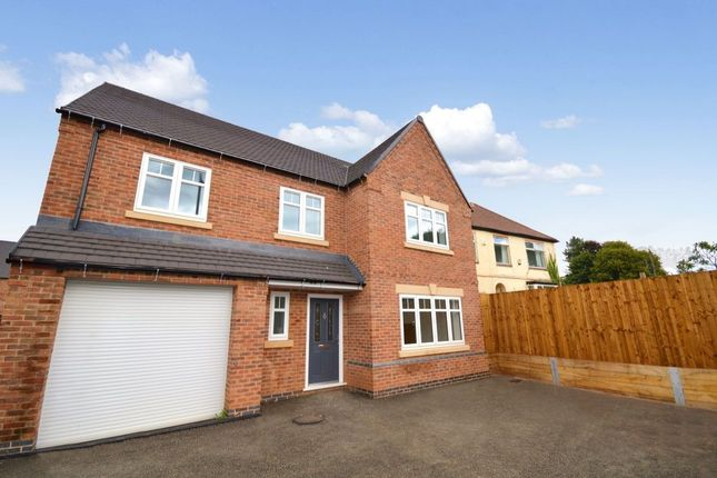 Thumbnail Detached house for sale in The Brambles, Woodville, Swadlincote