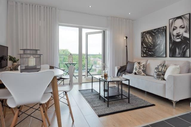 Thumbnail Flat for sale in Banbury Park, Walthamstow