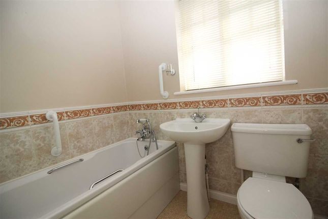 Bathroom of Glazebury Way, Northburn Manor, Cramlington NE23