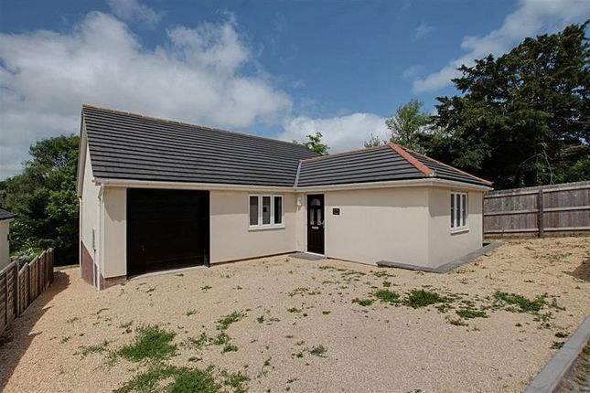 Thumbnail Detached bungalow for sale in Upper Backway, Shrewton, Salisbury