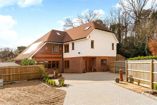 Thumbnail Detached house for sale in Farmhouse Close, Woking, Surrey