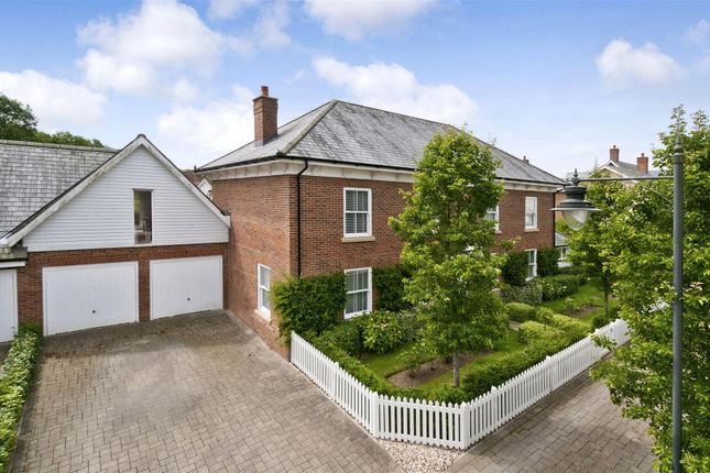 Thumbnail Detached house for sale in Shoesmith Lane, Kings Hill