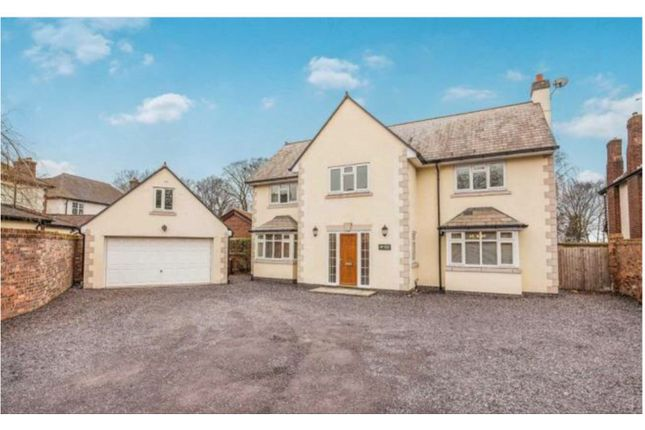 Thumbnail Detached house for sale in Primrose Lane, Helsby
