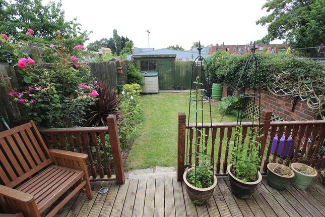 Rear Garden of Beaconsfield Road, Stoke, Coventry CV2