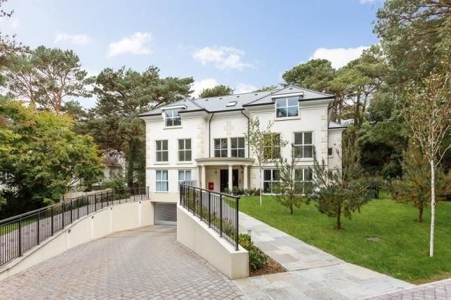 Thumbnail Flat for sale in 103 Lilliput Road, Canford Cliffs, Poole