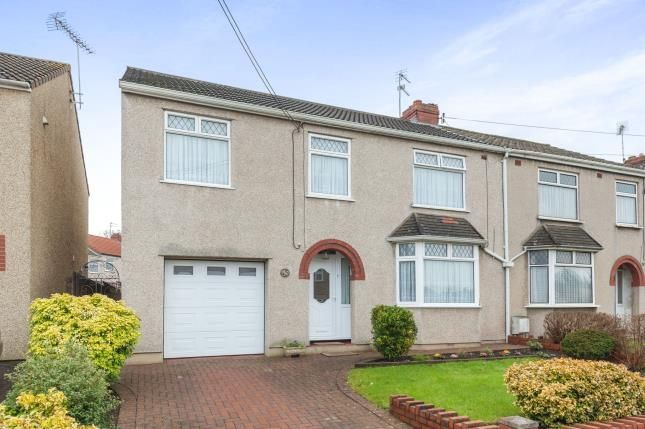 Thumbnail End terrace house for sale in Windsor Place, Mangotsfield, Bristol, Gloucestershire