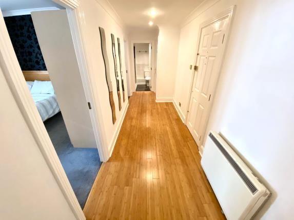 Hallway of South Western House, Southampton, Hampshire SO14