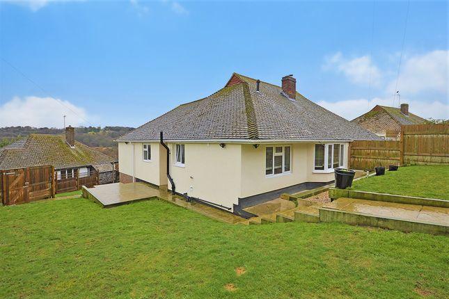 Thumbnail Semi-detached bungalow for sale in High Ridge, Hythe, Kent
