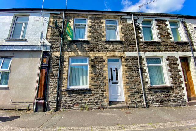 Thumbnail Terraced house for sale in Fothergill Street, Treforest, Pontypridd