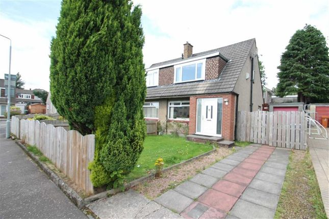 Thumbnail Semi-detached house for sale in Crinan Road, Bishopbriggs, Glasgow