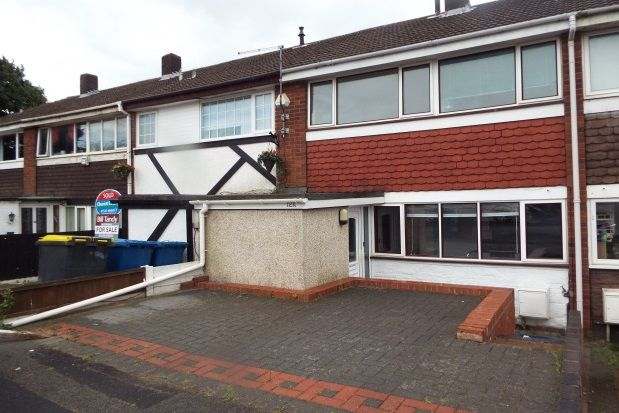 Thumbnail Property to rent in Ferndale Close, Burntwood