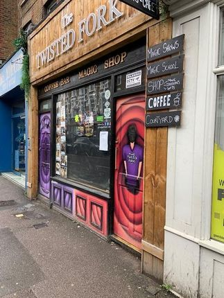 Thumbnail Retail premises to let in Stoke Newington High Street, Stoke Newington, London