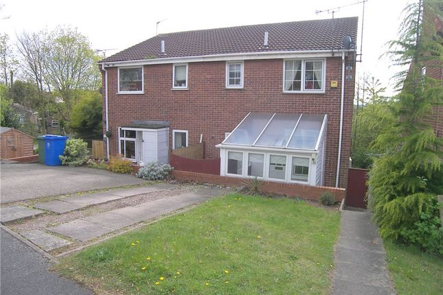 Thumbnail Semi-detached house to rent in Maunleigh, Forest Town, Mansfield