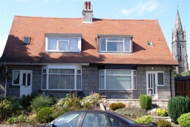 Thumbnail Detached house to rent in Albert Terrace, Aberdeen