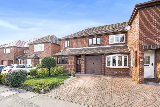 Thumbnail End terrace house for sale in Hornchurch, Greater London, United Kingdom