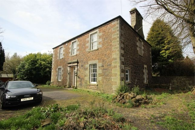 Thumbnail Detached house for sale in Ingothill House, Kennoway, Fife