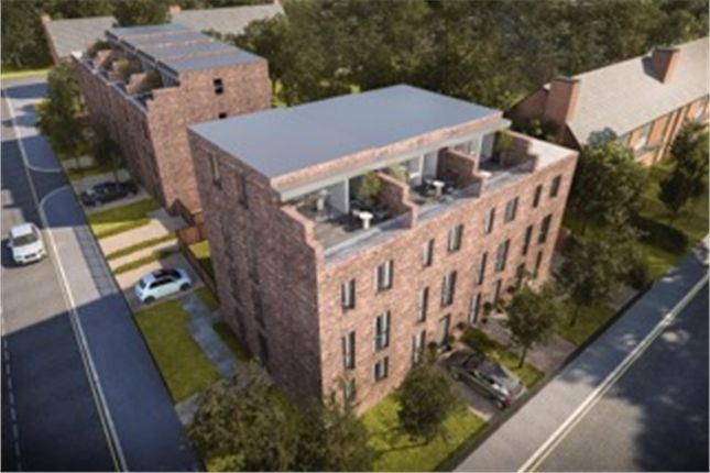 Thumbnail Town house for sale in St Stephens Townhouses, St Stephen Street, Salford