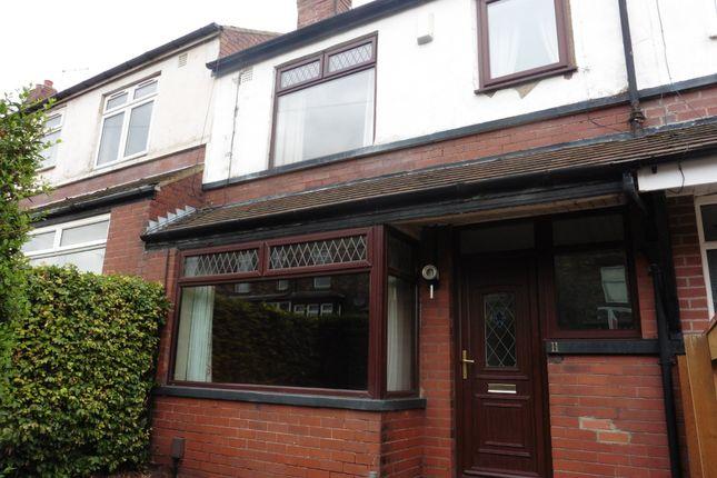 Thumbnail Town house to rent in Rosemont Walk, Bramley, Leeds