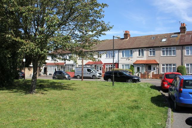 Thumbnail Terraced house for sale in Hatton Gardens, Mitcham