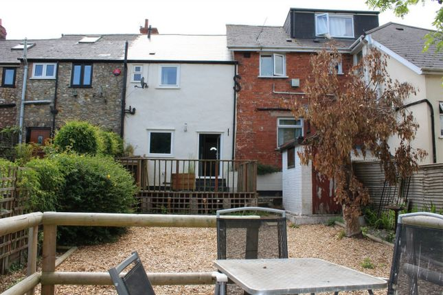 2 bed terraced house to rent in Rockwell Green, Wellington, Somerset