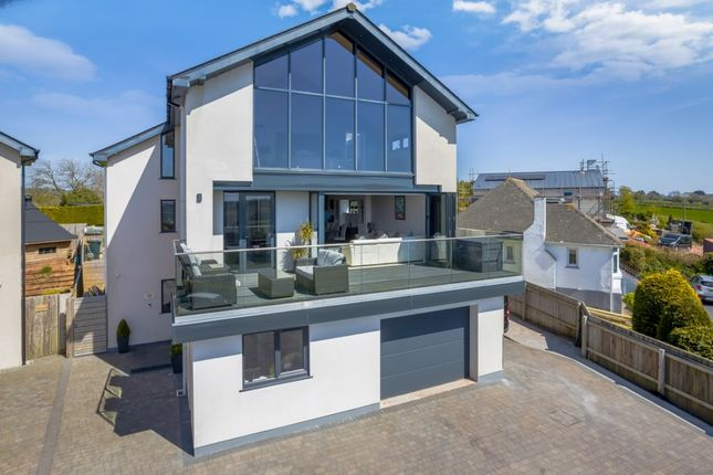 Thumbnail Detached house for sale in Fluder Crescent Kingskerswell, Kingskerswell