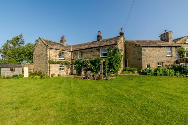 Thumbnail Detached house for sale in Barrowby Grange Farmhouse, Barrowby, Kirkby Overblow, North Yorkshire
