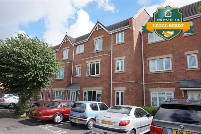 Thumbnail Flat for sale in Turfpits Lane, Erdington, Birmingham