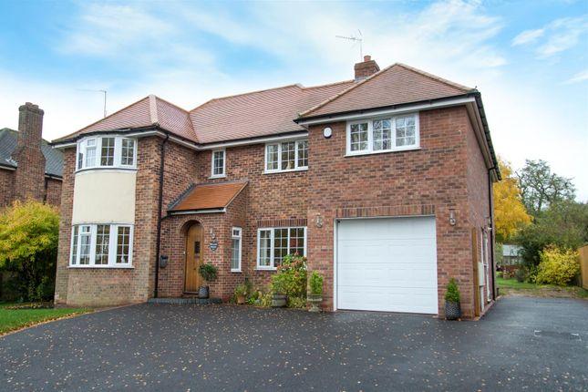 Thumbnail Detached house for sale in Bristol Road, Bury St. Edmunds