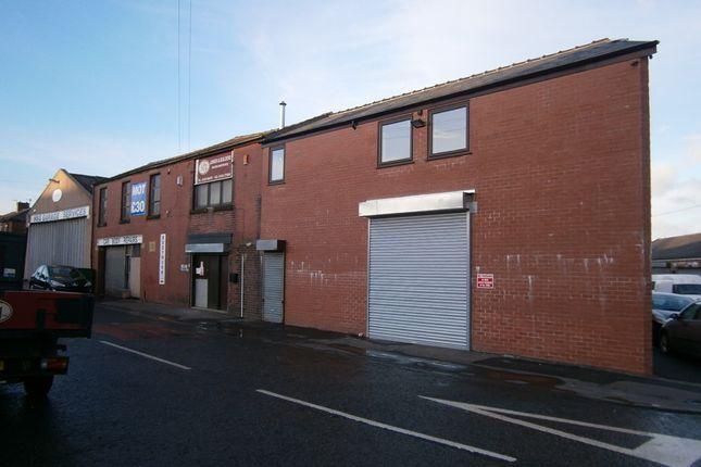 Thumbnail Industrial for sale in Hozier Street, Blackburn