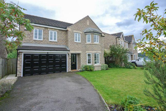 Thumbnail Detached house for sale in Croftflat Drive, Fenay Bridge, Huddersfield
