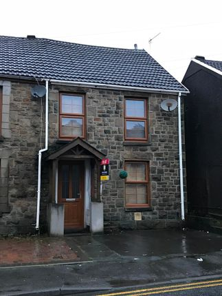 Thumbnail Terraced house to rent in Bridge Street, Llangennech, Llanelli