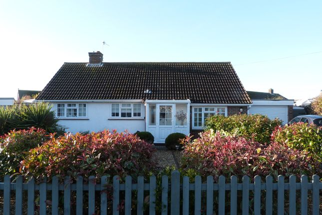 Thumbnail Bungalow for sale in Meadowland, Selsey, Chichester