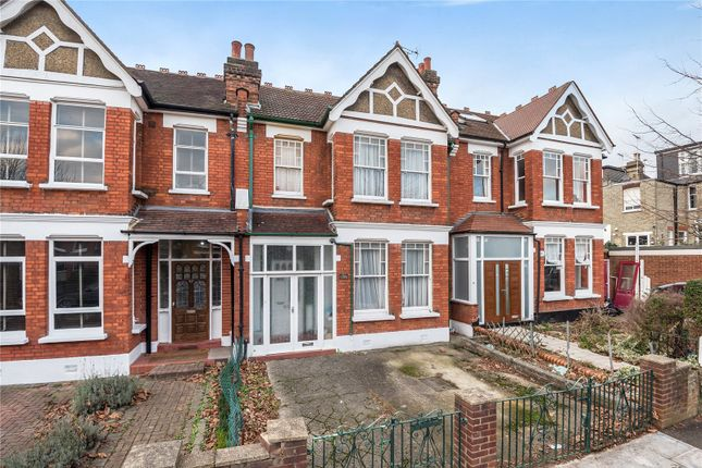 Thumbnail Terraced house for sale in Warner Road, London