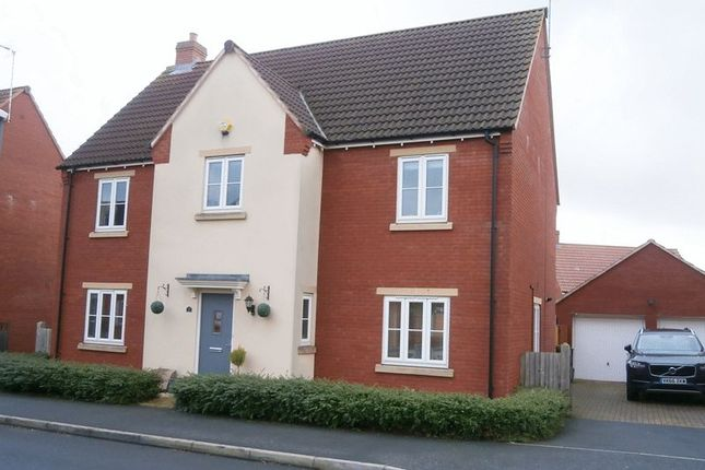 Thumbnail Detached house for sale in Walton Cardiff, Tewkesbury