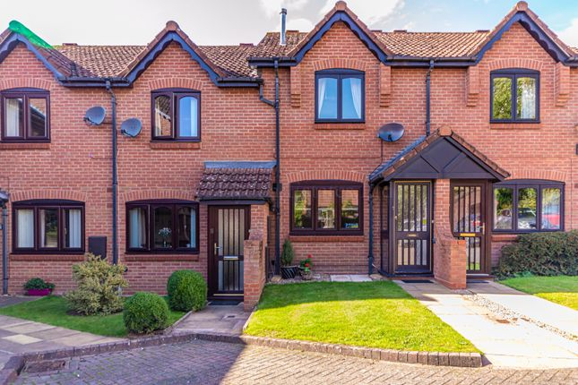 Thumbnail Terraced house for sale in Stephenson Place, Bewdley
