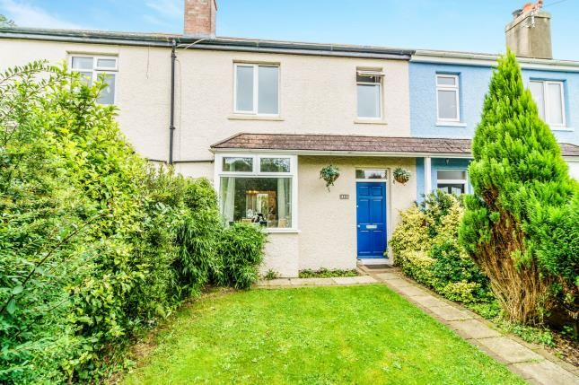 Thumbnail Terraced house for sale in Stentiford Hill, Kingsbridge