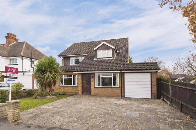 Thumbnail Detached house to rent in Sidney Road, Walton On Thames