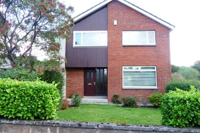 Thumbnail Detached house to rent in Gosford Road, Kirkcaldy