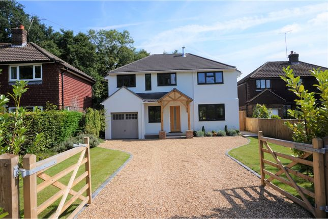 Thumbnail Detached house for sale in Guildford Road, Woking